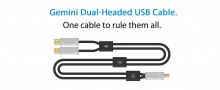 Gemini USB-kabel